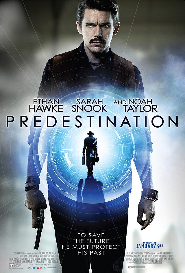 Патруль времени — Predestination