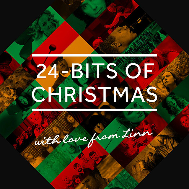 24-bits of Christmas 2014. With love from Linn