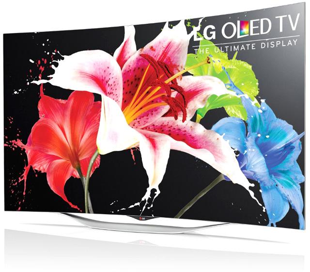 OLED-телевизор LG 55EC930V