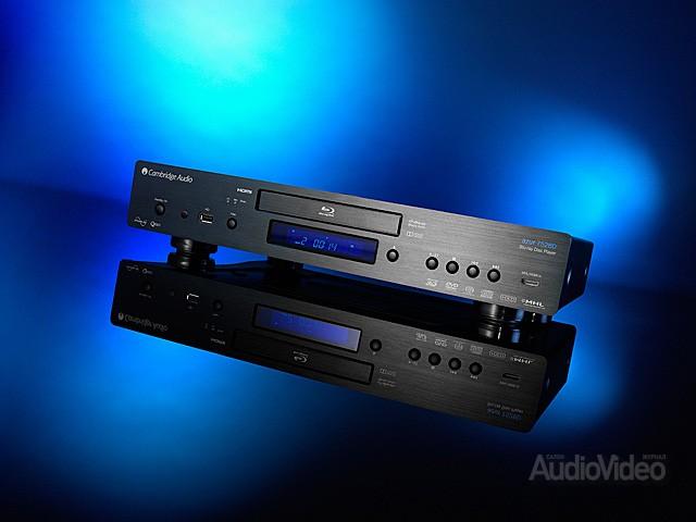 Универсальный проигрыватель Cambridge Audio Azur 752BD