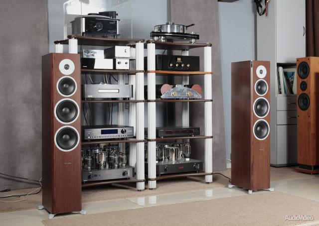 Беспроводные акустические системы Dynaudio Focus 600XD