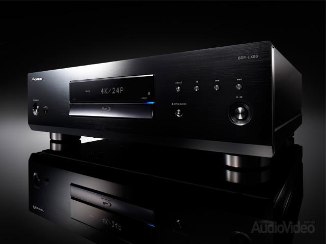 Blu-ray-универсал Pioneer BDP-LX88-K