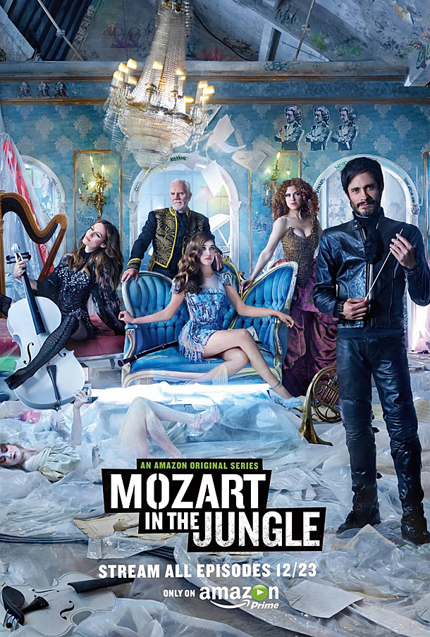 Моцарт в джунглях — Mozart in the Jungle (сериал, 1-й сезон)