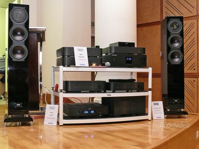 Конференция Barnsly Sound Org.