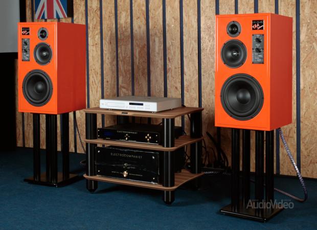 Полочные акустические системы Arslab Old School Superb 90