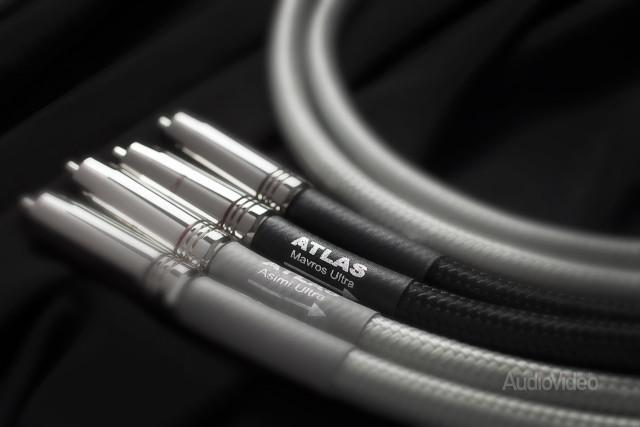 Межблочные кабели Atlas Ultra