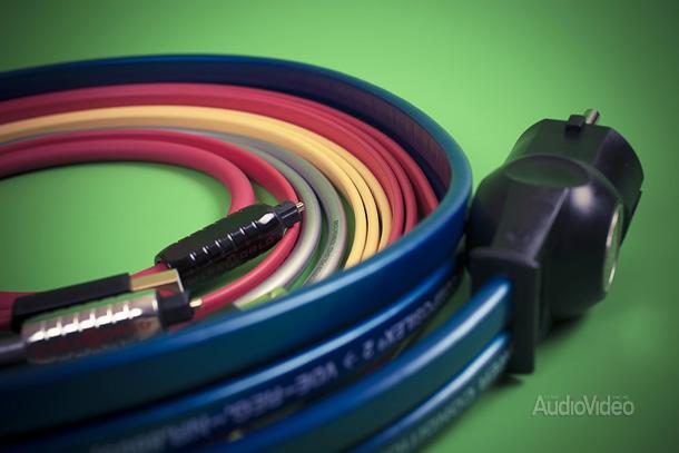 Оптические и USB-кабели Wireworld