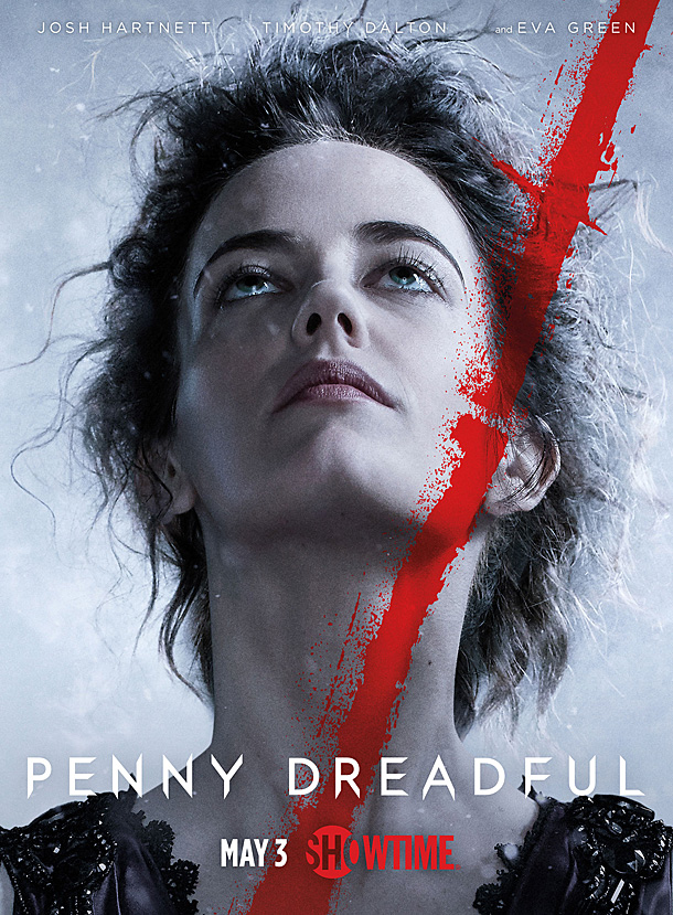 «Страшные сказки» — Penny Dreadful (сериал, 1-2-й сезоны)
