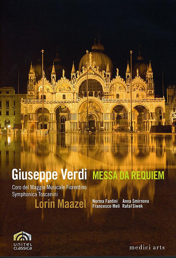 Giuseppe Verdi — Messa da Requiem