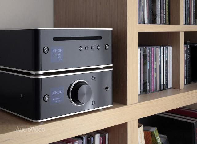 CD-проигрыватель Denon DCD-50. Интегральный усилитель Denon PMA-50
