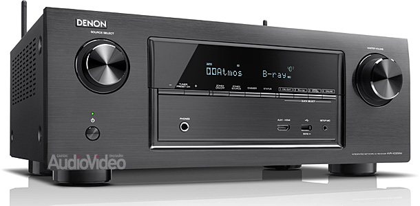 Denon-AVR-X2200W_E2-product-left
