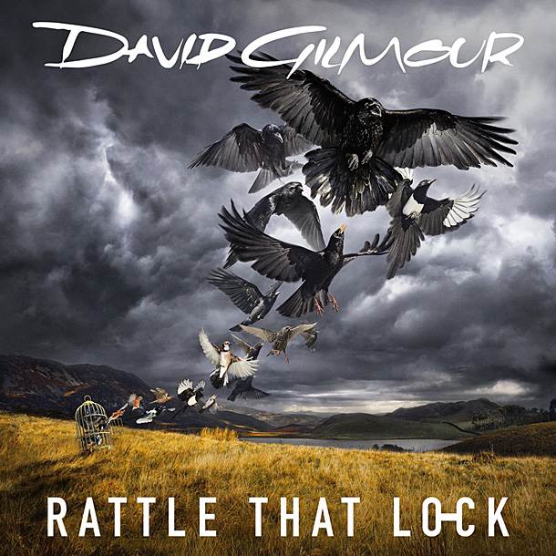 David Gilmour — «Rattle That Lock»