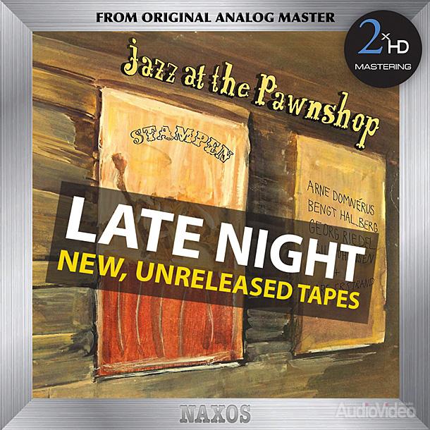 Arne Domnérus, Bengt Hallberg, Georg Riedel, Egil Johansen, Lars Erstrand — «Jazz at the Pawnshop. Late Night»