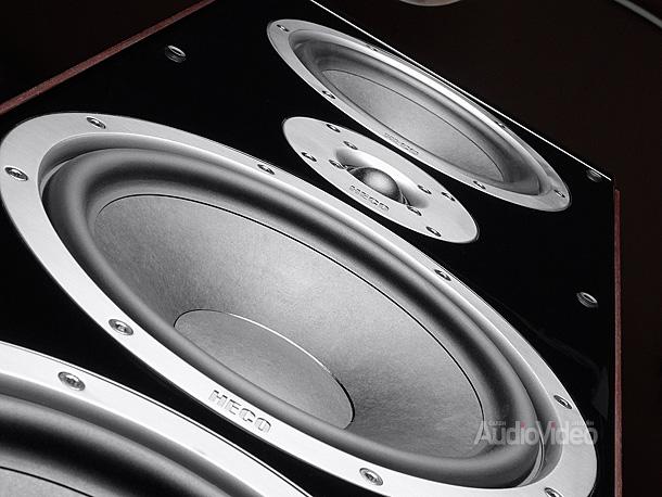 Напольные акустические системы Heco Music Style 1000