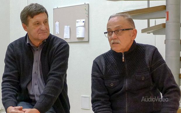 Arslab. Виктор Лагарпов и Юрий Фомин