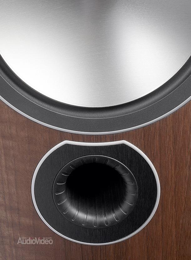 Monitor Audio Bronze 6. Порт фазоинвертора