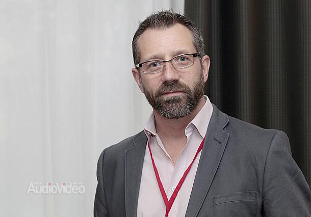 Дэйв Уотерс (Dave Waters), менеджер по экспорту компании Musical Fidelity