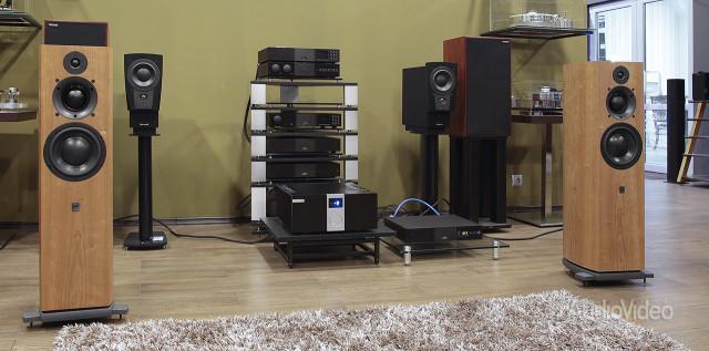 AT Audio Esatto II система
