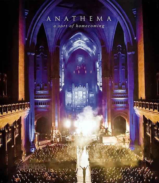 Anathema — «A Sort Of Homecoming»