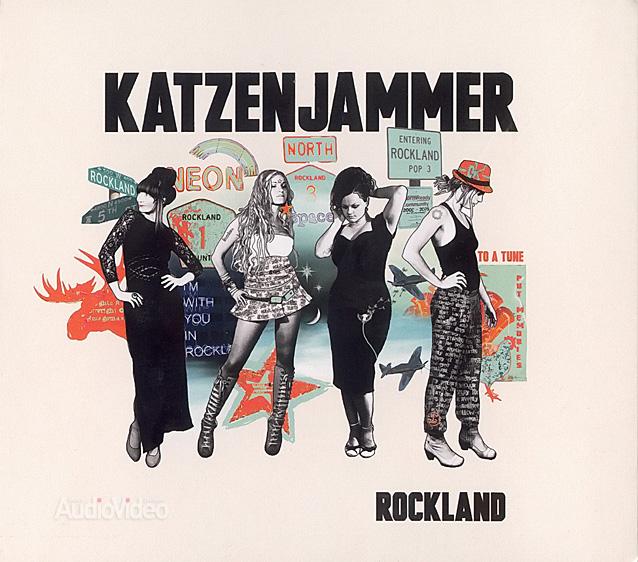 Katzenjammer —«Rockland»