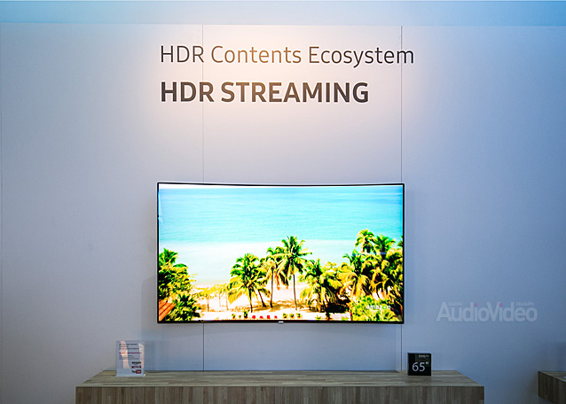 Netflix HDR streaming