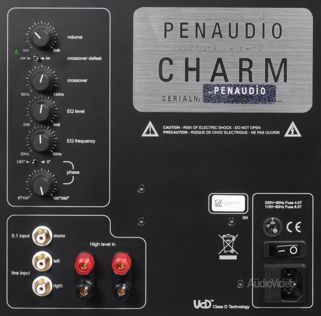Penaudio Charm панель