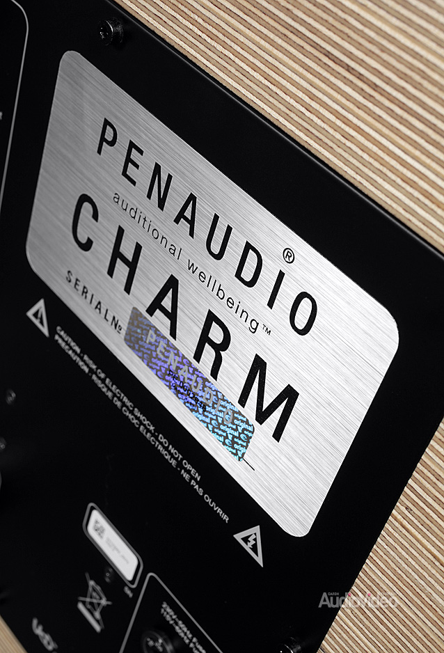 Penaudio Charm шильдик