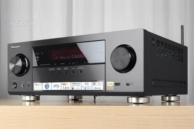 AV-ресивер Pioneer VSX-930-K