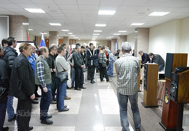 Выставка «Российский Hi-End 2015»