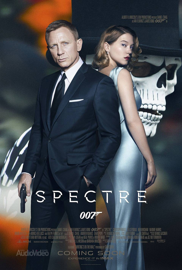 «007: Спектр» — Spectre