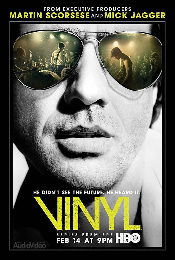 «Винил» —Vinyl
