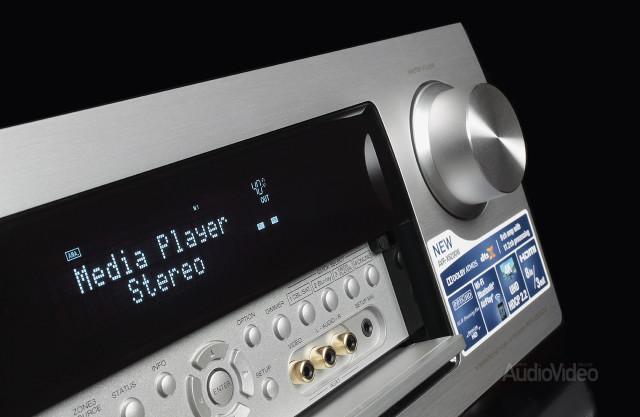 AV-ресивер Denon AVR-X6200W