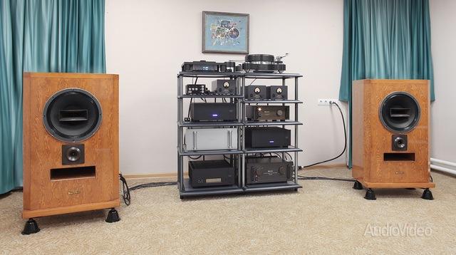 Рупорная акустика и усилители Maxonic