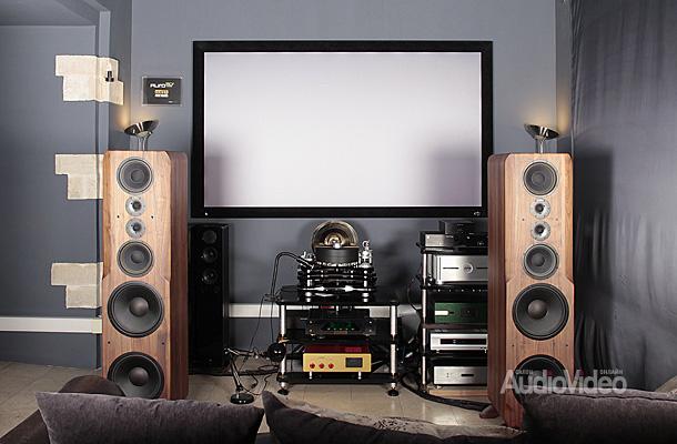 Универсальная звуковая AV-система Auro-3D