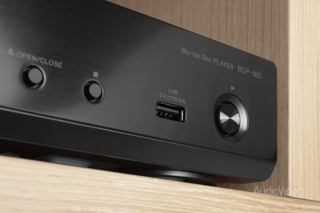 Blu-ray-проигрыватель Pioneer BDP-180