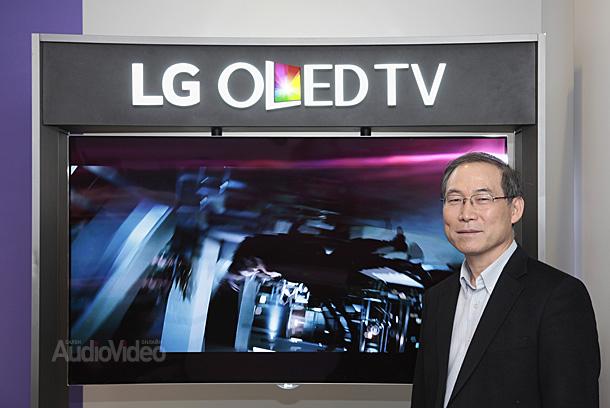 Интервью с Президентом LG Electronics в России и странах СНГ