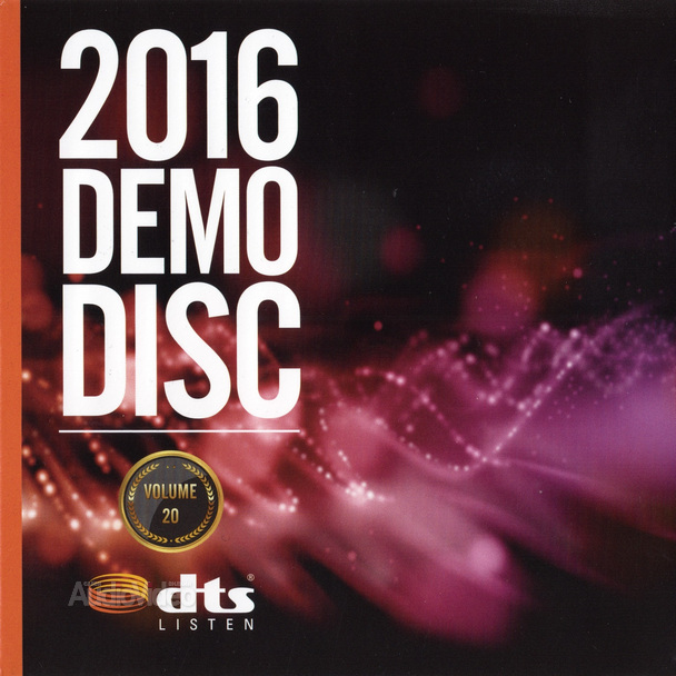 2016 DTS Demo Disc Vol. 20