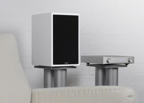 NuPrime IDA-8 и Acoustic Energy 301