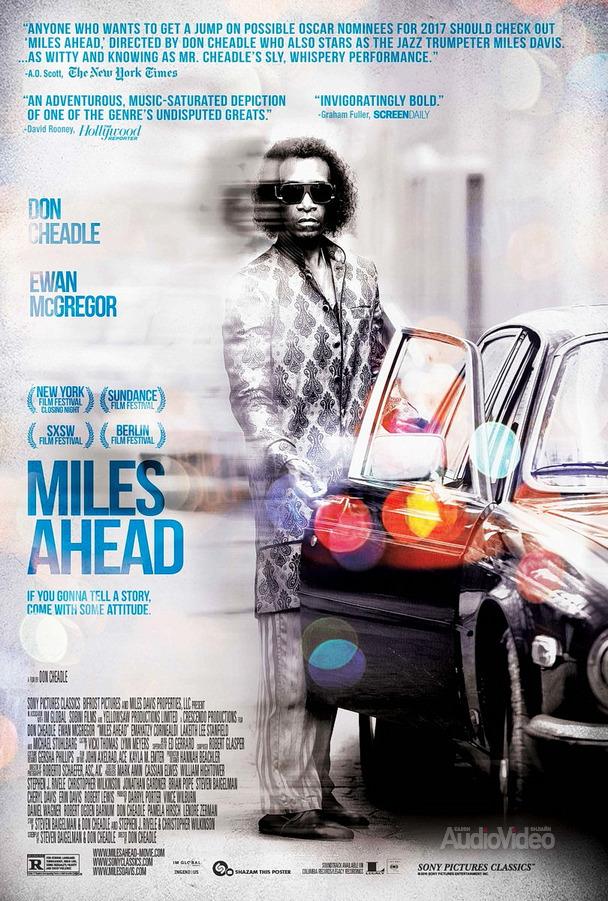 «Убить трубача» — Miles Ahead