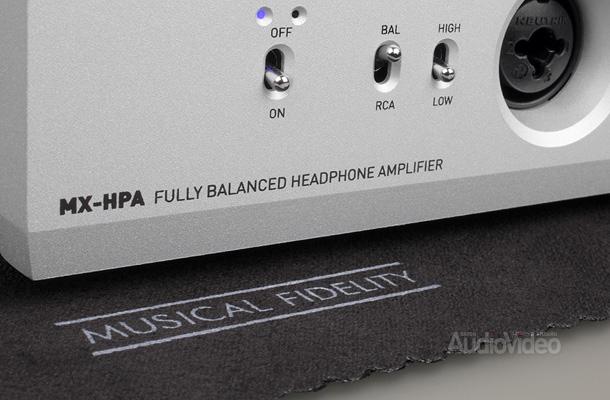 Усилитель для наушников Musical Fidelity MX-HPA
