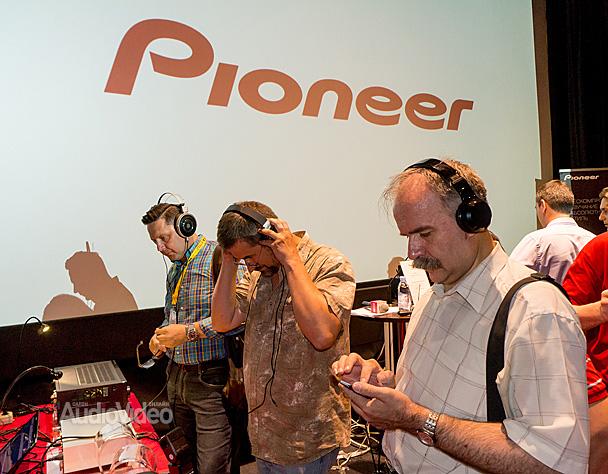 pioneer pres