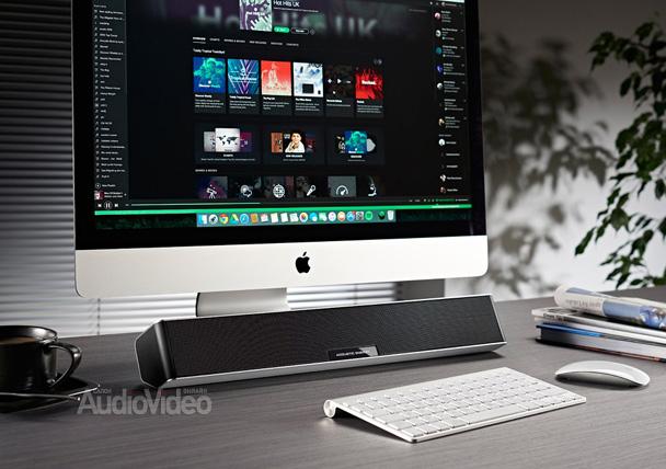 Aego Soundbar with iMac