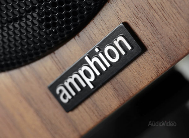 Полочные мониторы Amphion Argon 3S
