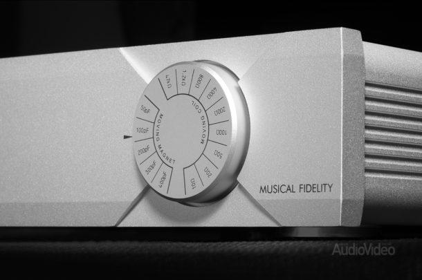 Фонокорректор Musical Fidelity MX-VYNL