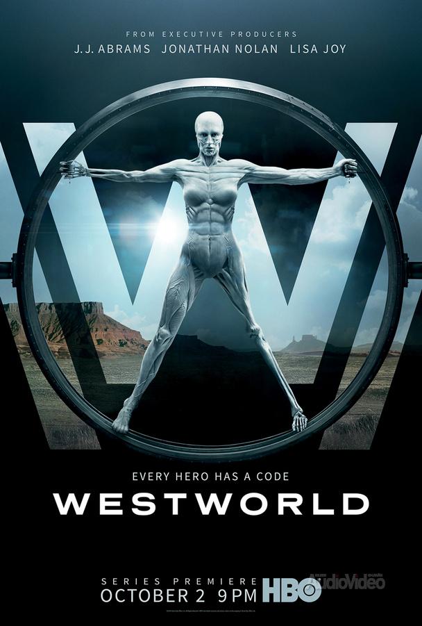 «Мир Дикого запада» — Westworld