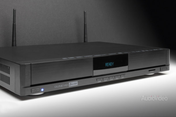 Медиаплеер Dune HD Duo 4K
