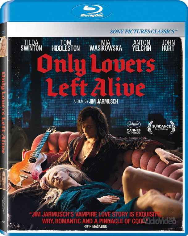 «Выживут только любовники» — Only Lovers Left Alive