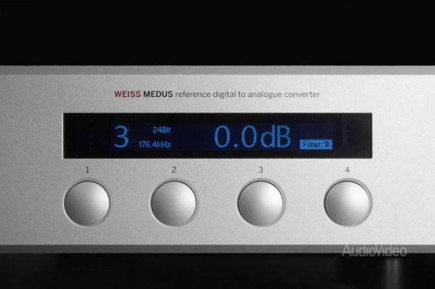 Цифроаналоговый преобразователь Weiss Medus