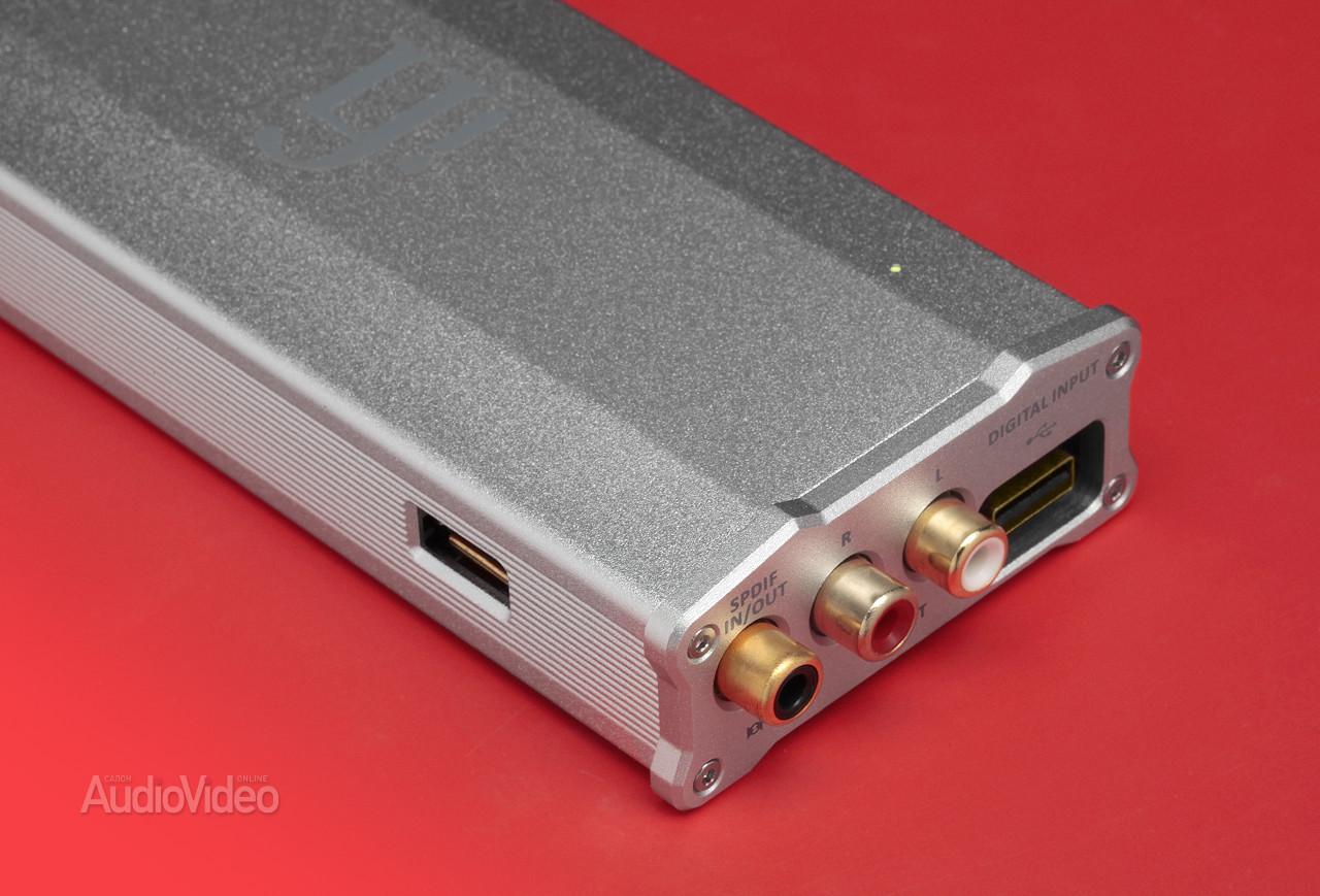 Усилитель для наушников/ЦАП iFi Micro iDSD