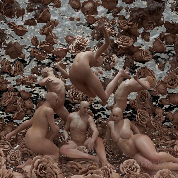 Sevdaliza — «Children of Silk»